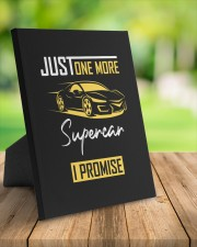 Just One more car i promise - Car Enthusiast 8x10 Easel-Back Gallery Wrapped Canvas aos-easel-back-canvas-pgw-8x10-lifestyle-front-02