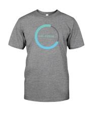 I am thinking - Loading  Premium Fit Mens Tee front