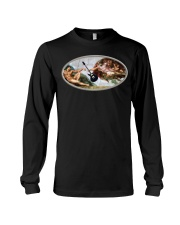 God Gave Rock And Roll To You Funny T-shirt Long Sleeve Tee thumbnail