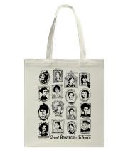 Great Women of Science Tote Bag tile