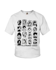Great Women of Science Youth T-Shirt tile