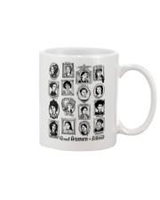 Great Women of Science Mug tile
