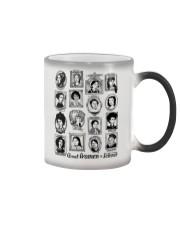 Great Women of Science Color Changing Mug tile
