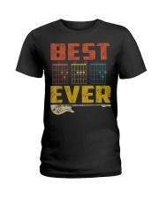 Guitar Dad Ladies T-Shirt tile