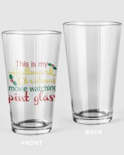 Limited Edition 16oz Pint Glass front