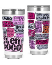 Limited Edition 20oz Tumbler front