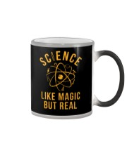 Science Like Magic But Real Color Changing Mug tile