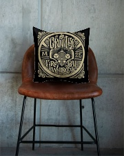 Limited Edition Square Pillowcase aos-pillow-square-front-lifestyle-04