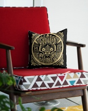 Limited Edition Square Pillowcase aos-pillow-square-front-lifestyle-09