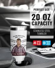 Limited Edition 20oz Tumbler aos-20oz-tumbler-lifestyle-front-38