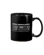 Guitar Dad Mug tile