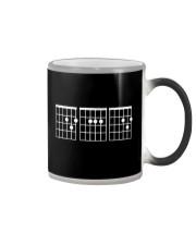 Guitar Dad Color Changing Mug tile