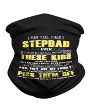 I am the best Step Dad Neck Gaiter tile