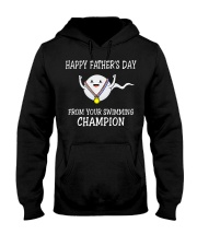 Happy Father's Day Hooded Sweatshirt tile