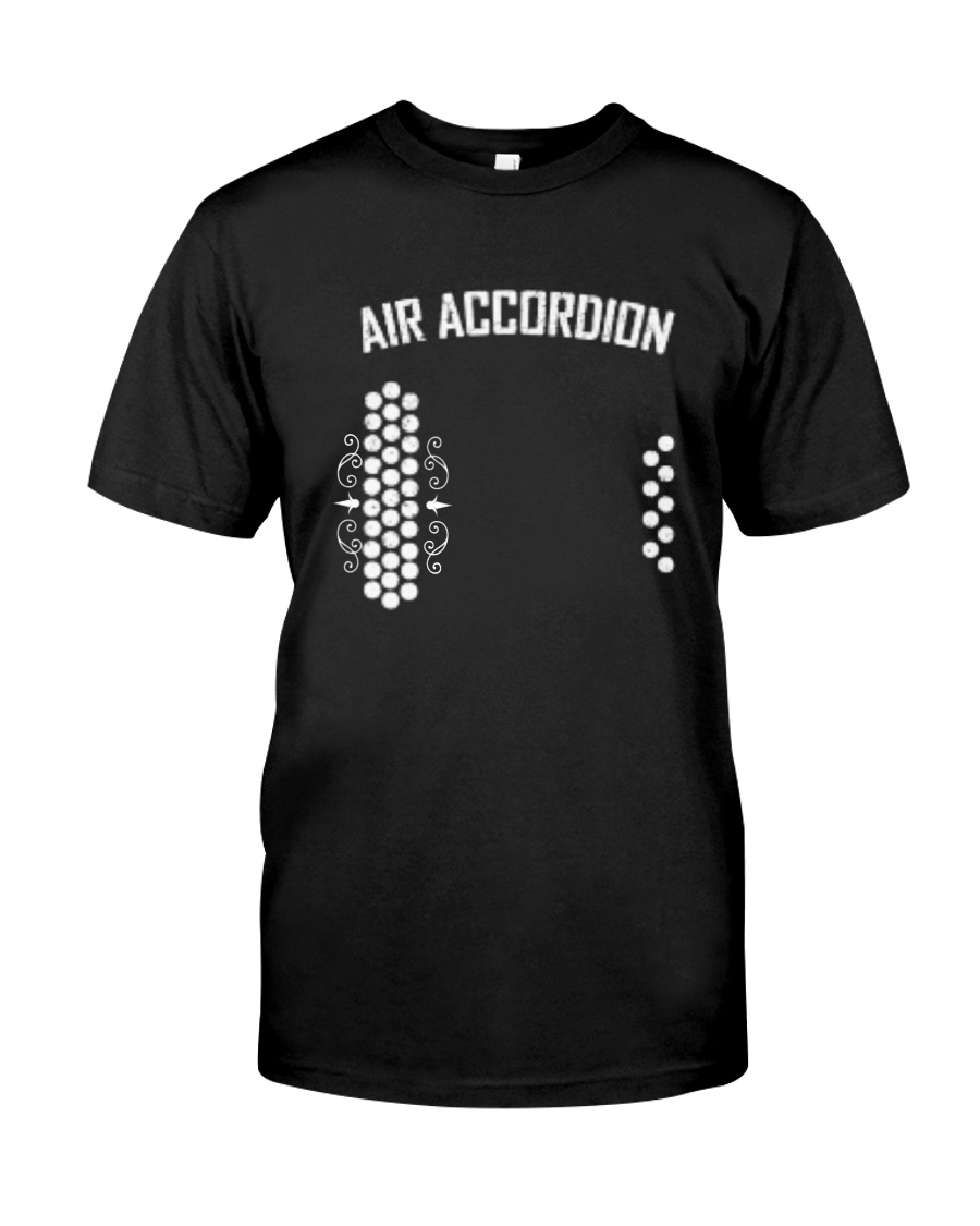 Drunk Accordion Shirt Classic T-Shirt