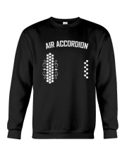 Drunk Accordion Shirt Crewneck Sweatshirt thumbnail