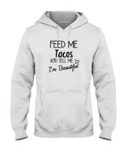 Feed Me Tacos Hooded Sweatshirt thumbnail