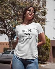 Feed Me Tacos Ladies T-Shirt apparel-ladies-t-shirt-lifestyle-02