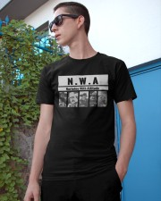 Nortenos Con Actitud Classic T-Shirt apparel-classic-tshirt-lifestyle-17