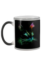RAINBOW CAT LOVER MUG Color Changing Mug color-changing-left