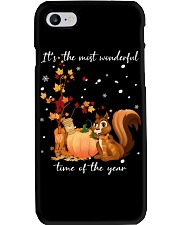 Squirrel Christmas Wonderful Phone Case thumbnail