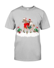 Shih Tzu Dog Christmas gifts Classic T-Shirt thumbnail