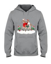 Shih Tzu Dog Christmas gifts Hooded Sweatshirt tile