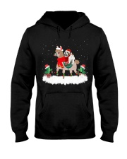 Shih Tzu Dog Christmas gifts Hooded Sweatshirt front