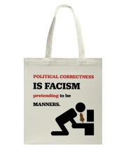 Political Correctness Tote Bag thumbnail