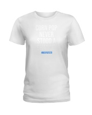 joe biden corn pop t shirt Ladies T-Shirt thumbnail