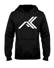 alvin kamara black shirt Hooded Sweatshirt front