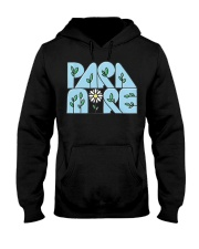 paramore official shirt Hooded Sweatshirt front
