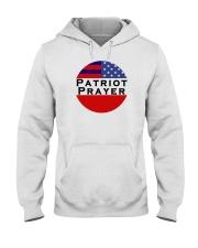 patriot prayer t shirt Hooded Sweatshirt thumbnail