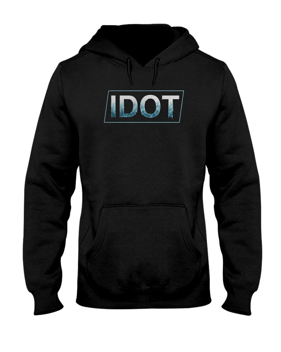 marley idot merch Hooded Sweatshirt