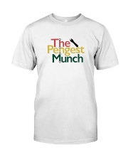 the pengest munch shirt Classic T-Shirt front
