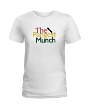 the pengest munch shirt Ladies T-Shirt thumbnail