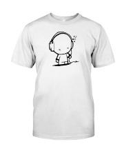 cute hoodie Classic T-Shirt thumbnail