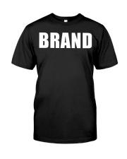 aoc see thru blaclindsay ellis shirt Classic T-Shirt front