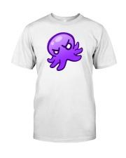 baby kraken purple shirt Classic T-Shirt front