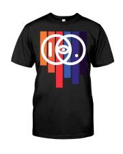 idkhow shirt Classic T-Shirt front