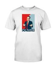john oliver hoodie Classic T-Shirt thumbnail