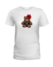 teddy shirt Ladies T-Shirt thumbnail