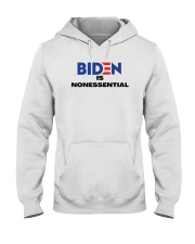 joe biden is not shirt Hooded Sweatshirt thumbnail
