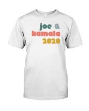 joe and kamala 2020 shirt Classic T-Shirt front
