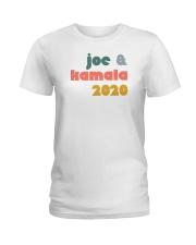 joe and kamala 2020 shirt Ladies T-Shirt thumbnail