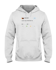 kanye west tweet shirt Hooded Sweatshirt thumbnail