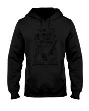 tickets to my downfall merch Hooded Sweatshirt front