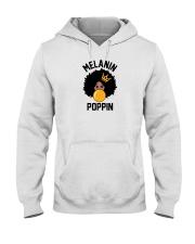 melanin shirt Hooded Sweatshirt thumbnail