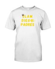 slam diego shirt Classic T-Shirt tile