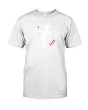 mcr hoodie Classic T-Shirt thumbnail